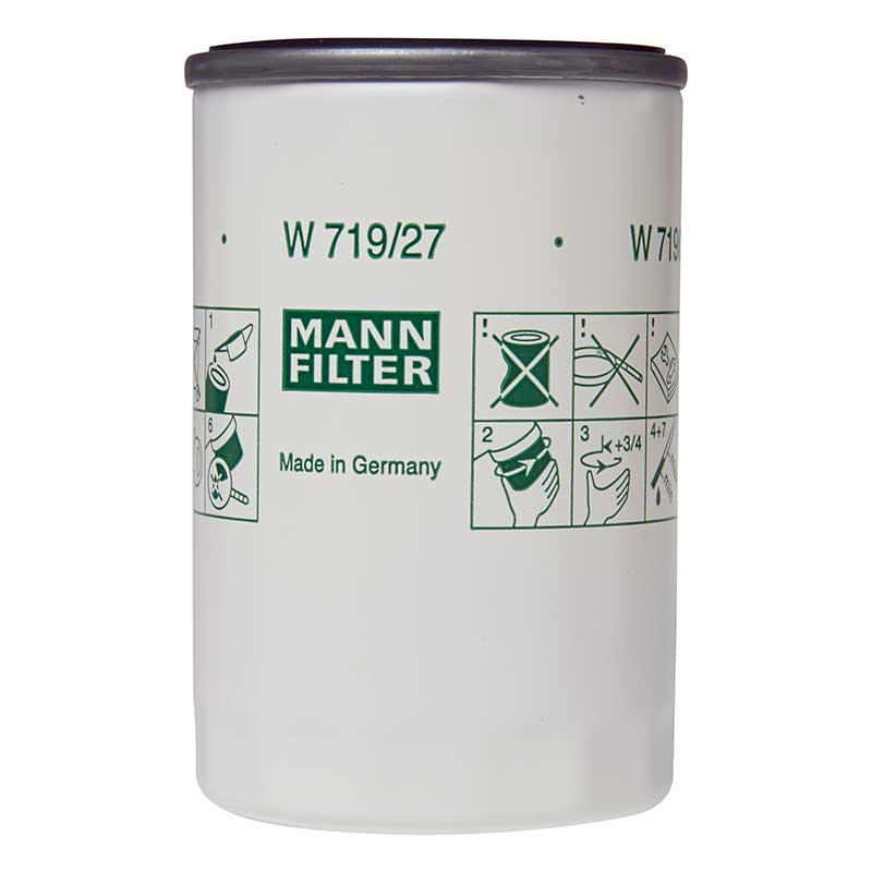 Morgan Mazda Jeep Ford Dodge Cadillac Mann Oil Filter Spin